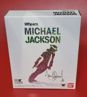 S.H.Figuarts Michael Jackson Smooth Criminal Collectible Action Figure (Rare) for Sale in San Diego, CA