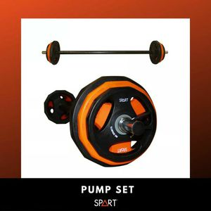 Pump Set - Weight Lifting Set - 40lbs Total for Sale in Miami, FL