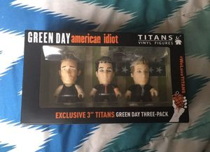 Green Day Figurines for Sale in Altoona, IA