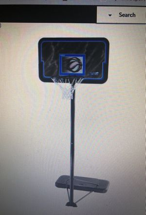 """Portable BASKETBALL HOOP 44"""" for Sale in Miami, FL"""