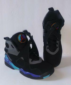 "Air Jordan 8 Retro BG ""Aqua"" Size 7 for Sale in Dundalk, MD"