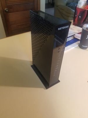 Netgear C6300 Cable Modem and Router Combo for Sale in St. Petersburg, FL