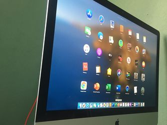 iMac 27 inches - Like New - MacOS Catalina for Sale in Huntington Beach,  CA