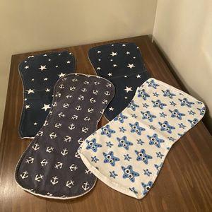 Yoofoss Burp Cloths Set for Sale in Buffalo, NY
