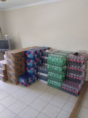 Fiji Water,Sprite, Powerade,Dasani for Sale in Atlanta, GA