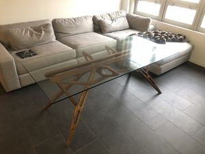 Handmade dining table from organic modernism for Sale in Brooklyn, NY