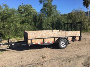 Carson trailer 6.5'x12' for Sale in Lake Elsinore, CA