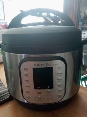 Instant pot cooker for Sale in Huntsville, AL