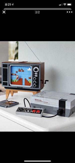 LEGO - Super Mario Nintendo set for Sale in Naugatuck, CT