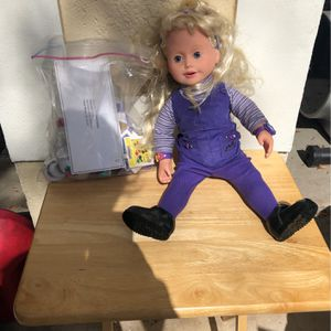 Amazing Ally Doll + Accessories for Sale in West Palm Beach, FL