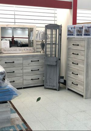 $39 Down Payment 《 Best OFFER》SPECIAL] Cambeck Whitewash Youth Storage Platform Bedroom Set 1099 for Sale in Jessup, MD