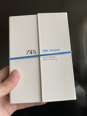 Zara cool heights men's fragrance Eau De Parfum 120ml for Sale in Washington, DC