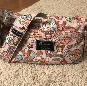 Jujube Tokidoki Donutella Sweet Shop/DSS Hobobe Diaper Bag for Sale in Dublin, CA