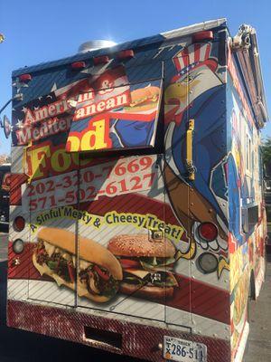 Food truck Chevrolet for Sale in Arlington, VA