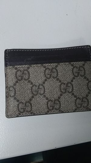 Gucci money clip wallet for Sale in Denver, CO