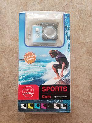 1080P full HD sports camera for Sale in Scottsdale, AZ