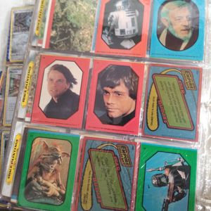 Original Topps Starwars Cards for Sale in Milwaukie, OR
