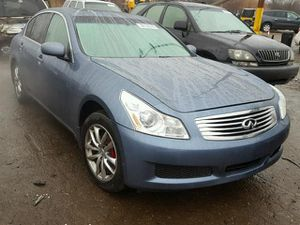 2007 Infiniti G35X For Parts Only for Sale in Detroit, MI