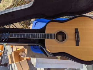 Larivee D-03R acoustic dreadnought guitar with case. for Sale in San Diego, CA