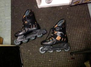 Size 7 Aerowheels Roller Blades New for Sale in Fenwick, MI