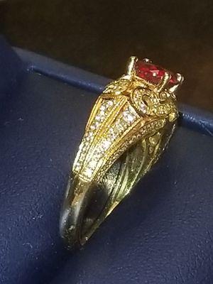 14k gold ruby engagement ring for Sale in Atlanta, GA
