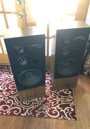 JL Floor standing speakers for Sale in Colleyville, TX