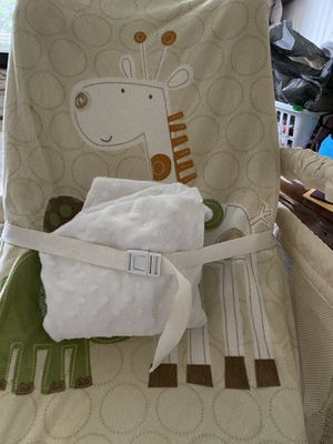 Changing table pad with two covers for Sale in Washougal, WA
