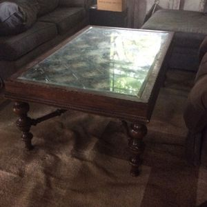 Wood Coffee and End Tables for Sale in Glen Burnie, MD
