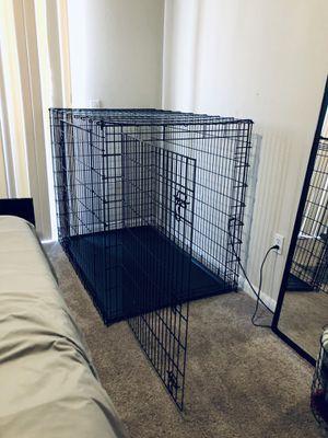 """Frisco XXL Dog Crate 53"""" $85 OBO for Sale in Dallas, TX"""