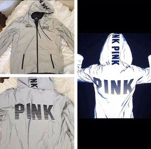 Pink Limited Edition 002 Anorak Reflective Jacket for Sale in Fort Belvoir, VA