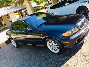 Bmw 2004 325ci convertible for Sale in Cypress Gardens, FL