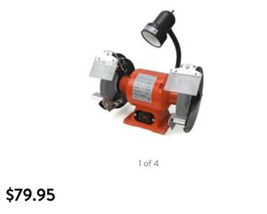 """8"""" electric bench grinder for Sale in Irwindale, CA"""