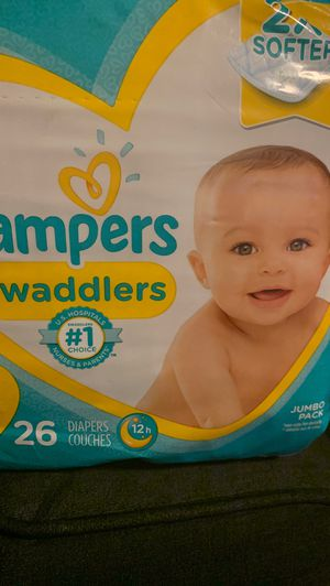 Pampers size 3 for Sale in South El Monte, CA