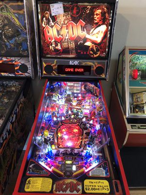 AC/DC Pinball Machine for Sale in Lutz, FL