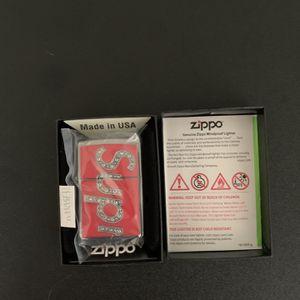 Supreme Swarovski Zippo Lighter for Sale in Charlotte, NC