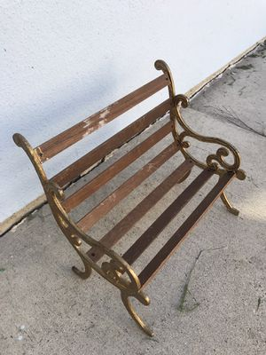 Antique doll bench for Sale in Carlsbad, CA