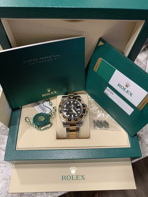 Rolex GMT MASTER 2 for Sale in Burlingame, CA
