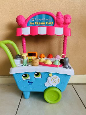 Leap Frog Ice Cream Cart for Sale in West Covina, CA