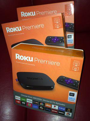 Roku Premier Brand New for Sale in Norfolk, VA