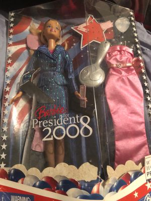Barbie for president 2008 for Sale in Stockton, CA