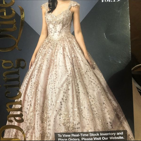 Ball gown/prom/quinceanera dress