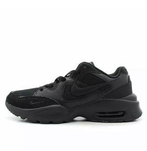 Nike Air Max Fusion Men's Running Sportswear Shoes CJ1670 001 Triple Black NEW Size 9.5, 10, and 12 for Sale in Winter Garden, FL