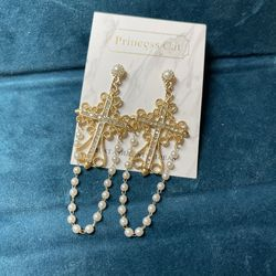 Baroque Style Earring for Sale in Medford,  MA