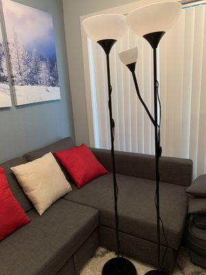 Floor lamps for Sale in Carnation, WA