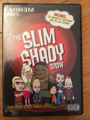 The Slim Shady Show DVD for Sale in East Los Angeles, CA