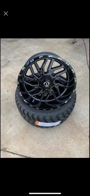 Off Road Packages!🔥 - lift kits - tires - rims - 100 days same as cash for Sale in Orlando, FL