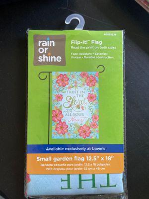 Small flag 12.5 x 18 for Sale in Ashland City, TN