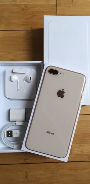 New Condition iPhone 8 Plus Factory Unlocked for Sale in North Miami, FL