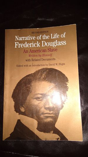Frederick Douglass An American slave for Sale in KINGSVL NAVAL, TX