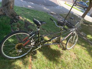 Tandem Bike - Near New ! Great Fun! for Sale in Modesto, CA
